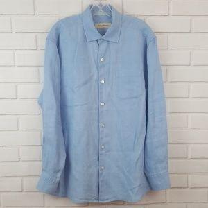 Tommy Bahama Linen L/S Button Down Shirt